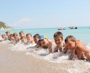релакс набережна дитячий табір MURITE BEACH БОЛГАРІЯ BULGARY Клуб Мандрівників
