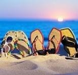 на березі моря дитячий табір MURITE BEACH БОЛГАРІЯ BULGARY Клуб Мандрівників