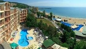 готель ЛУНА 4* ЗОЛОТІ ПІСКИ БОЛГАРІЯ Bulgaria Golden Sands Акція Знижки Клуб Мандрівників