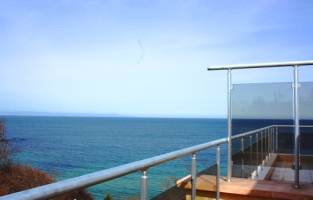 балкон дитячий табір MURITE BEACH БОЛГАРІЯ BULGARY Клуб Мандрівників