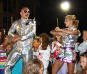 танці дитячий табір MURITE BEACH БОЛГАРІЯ BULGARY Клуб Мандрівників