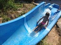катання на гірці дитячий табір MURITE BEACH БОЛГАРІЯ BULGARY Клуб Мандрівників
