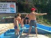 водна гірка дитячий табір MURITE BEACH БОЛГАРІЯ BULGARY Клуб Мандрівників