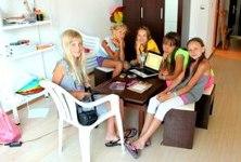 вільний час дитячий табір MURITE BEACH БОЛГАРІЯ BULGARY Клуб Мандрівників