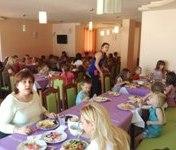 обід дитячий табір MURITE BEACH БОЛГАРІЯ BULGARY Клуб Мандрівників