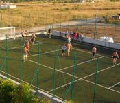 футбольне поле дитячий табір MURITE BEACH БОЛГАРІЯ BULGARY Клуб Мандрівників