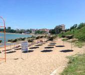 пляж дитячий табір MURITE BEACH БОЛГАРІЯ BULGARY Клуб Мандрівників