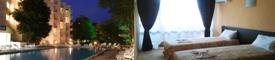 готельРІВА 2* СОНЯЧНИЙ БЕРЕГ БОЛГАРІЯ Bulgaria SUNNY BEACH KALOFER 3*  Раннє бронювання Клуб Мандрівників