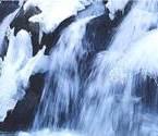 Водоспад КАМ'ЯНКА НОВОРІЧНІ ТУРИ Карпатські Витинанки Клуб Мандрівників