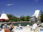 открытый бассейн с термальной водой БЕРЕГОВО КАРПАТСКИЕ ВЫТЫНАНКИ экскурсионный тур Клуб Мандривныкив