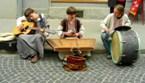уличные музыканты Львов Карпатские Вытынанки экскурсионный тур в Карпатах Клуб Мандривныкив