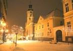 Нічний зимовий Ужгород НОВОРІЧНІ ТУРИ по КАРАТАХ Новорічні Карпатські Витинанки Клуб Мандрівників