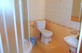 ванна кімната номер стандарт корп.3 база відпочинку ДЗВІНКА Славське, відпочинок в Карпатах, Новий Рік та Різдво в Карпатах від «Клубу Мандрівників»