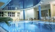 басейн готель КАРПАТСЬКІ ЗОРІ Яремче, відпочинок в Карпатах, Новий Рік та Різдво в Карпатах від «Клубу