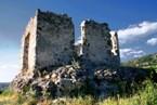 руины замка Канков ВИНОГРАДОВ ЗАКАРПАТСКИЕ ВЫТРЕБЕНЬКИ экскурсионный тур Майские праздники в Карпатах Клуб Мандривныкив