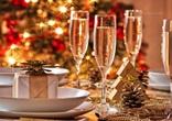 святковий банкет RADISSON BLU RESORT Bukovel Карпати Новий Рік Різдво Клуб Мандрівників Bukovel New Year Cristmas