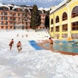 Клуб Мандрівників ТРУСКАВЕЦЬ Женева зима