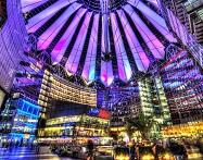 Соні-Центр Берлін ГЕРМАНИЯ Новогодние туры в Европу Автобусные туры в Германию Клуб Мандривныкив
