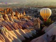 Куля Каппадокія ТУРЕЧЧИНА Тури на Близький Схід Авіа тури в Туреччину Клуб Мандрівників