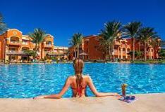Caribbean World Resort 5* Hurgada Klub Mandrivnykiv Хургада Акції горящі знижки