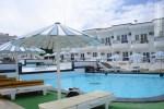 парасолька Сенд Біч (Sand Beach) Хургада (Hurghada) Єгипет Клуб Мандрівників
