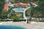 піщаний пляж Акратос готель (AKRATHOS HOTEL) Афон (Afon) Халкідіки Греція Клуб Мандрівників