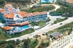 вид на готель Акті Уранополі готель (AKTI OURANOUPOLI HOTEL) Афон (Afon) Халкідіки Греція Клуб Мандрівників