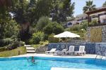 камяна кладка Форест Парк готель (FOREST PARK HOTEL) Кассандра (Kassandra) Халкідіки Греція Клуб Мандрівників