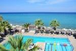 пальмове озеленення Сусурас готель (SOUSOURAS HOTEL) Кассандра (Kassandra) Халкідіки Греція Клуб Мандрівників