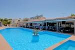 басейн Амнісос готель (AMNISSOS HOTEL) Ретімно (Rethymno) о. Кріт Греція Клуб Мандрівників
