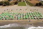 пляж Есдем Біч (ESDEM BEACH) Ретімно (Rethymno) о. Кріт Греція Клуб Мандрівників