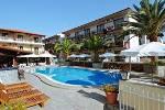 деревяні лежаки Сімеон готель (SIMEON HOTEL) Сітонія (Sithonia) Халкідіки Греція Клуб Мандрівників