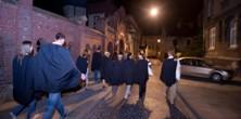 Ночная Стража Львов 8 марта женский день во Львове LVIV March 8 экскурсионные туры по Львову Клуб Мандривныкив
