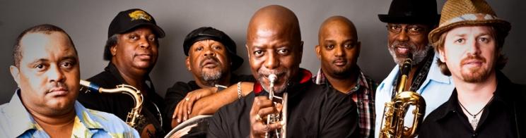Dirty Dozen Brass Band, Джазовый фестываль, ALFA JAZZ FEST, ЛЬВОВ, Клуб Мандривныкив