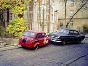 старые автомобили ЛЬВОВ экскурсионный тур Львов - Сокровище В Подкове Клуб Мандривныкив LVIV Ukraine