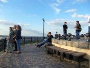 сомтровая площадка Высокий замок ЛЬВОВ экскурсионный тур Львов - Сокровище В Подкове Клуб Мандривныкив LVIV Ukraine