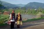 ВОРОХТА Гуцульские Коломыйки 1 мая Майские праздники в Карпатах Клуб Мандривныкив