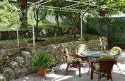 сад вилла БЕЛИЧ Будва Черногория (villa BELIC Budva Montenegro)