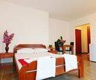 спальня номер студіо 3-мічний ТУЛІП Будва Чорногорія (villa TULIP Budva Montenegro)