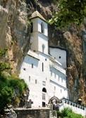 монастир Острог ЧОРНОГОРІЯ MONTENEGRO Травневі свята Рекламний тур Клуб Мандрівників