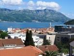вид з вікна вілла САНЯ ЄЛУШИЧ Будва Чорногорія (villa SANYA ELUSYCH Budva Montenegro)
