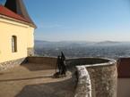 панорама на Мукачево ЗАМОК ПАЛАНОК МУКАЧЕВО зима НОВОРІЧНІ ТУРИ Карпатські Витинанки Клуб Мандрівників