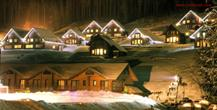 вечір в Буковелі Карпати Новий Рік Різдво Клуб Мандрівників Bukovel New Year Cristmas