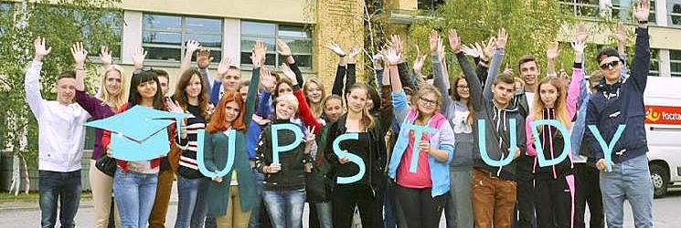 студенти UP STUDY у Вроцлаві, освітня программа UP-STUDY, навчання в Польщі, ВУЗи Польщі, вступна кампанія 206
