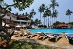 лежаки Танжерін Біч (TANGERINE BEACH) Калутара (Kalutara) Шрі-Ланка Клуб Мандрівників