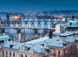 Карлів Міст ЧЕХІЯ Новорічні тури в Європу Автобусні тури в Австрію Клуб Мандрівників
