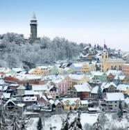 Зима ЧЕХІЯ Новорічні тури в Європу Автобусні тури в Австрію Клуб Мандрівників