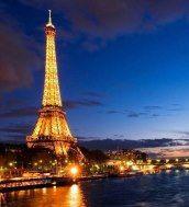 ніч ПарижФРАНЦІЯ Новорічні тури в Європу Автобусні тури у Францію Клуб Мандрівників