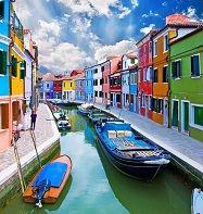 Човни Венеція ІТАЛІЯ Тури в Європу Автобусні тури в Італію Клуб Мандрівників