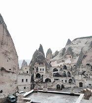 Каппадокія ТУРЕЧЧИНА Тури на Близький Схід Автобусні тури в Туреччину Клуб Мандрівників
